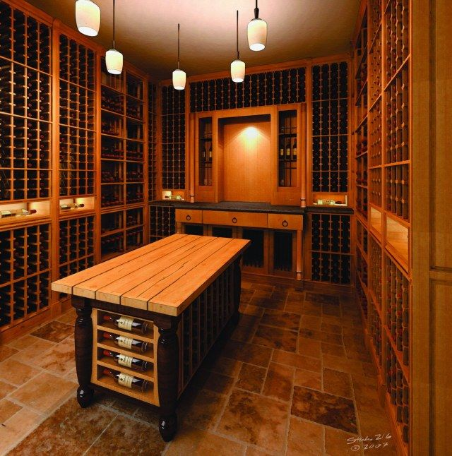 Wine Rooms 20 Stellar Wine Cellars And Tasting Rooms