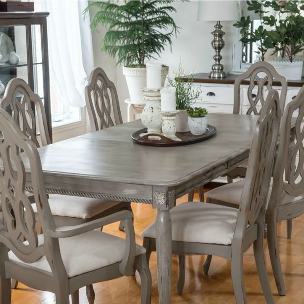 ideas dining table painted room
