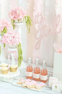 25+ best Elegant baby shower ideas on Pinterest | Pink ...