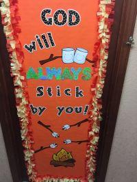 25+ best ideas about Sunday School Rooms on Pinterest