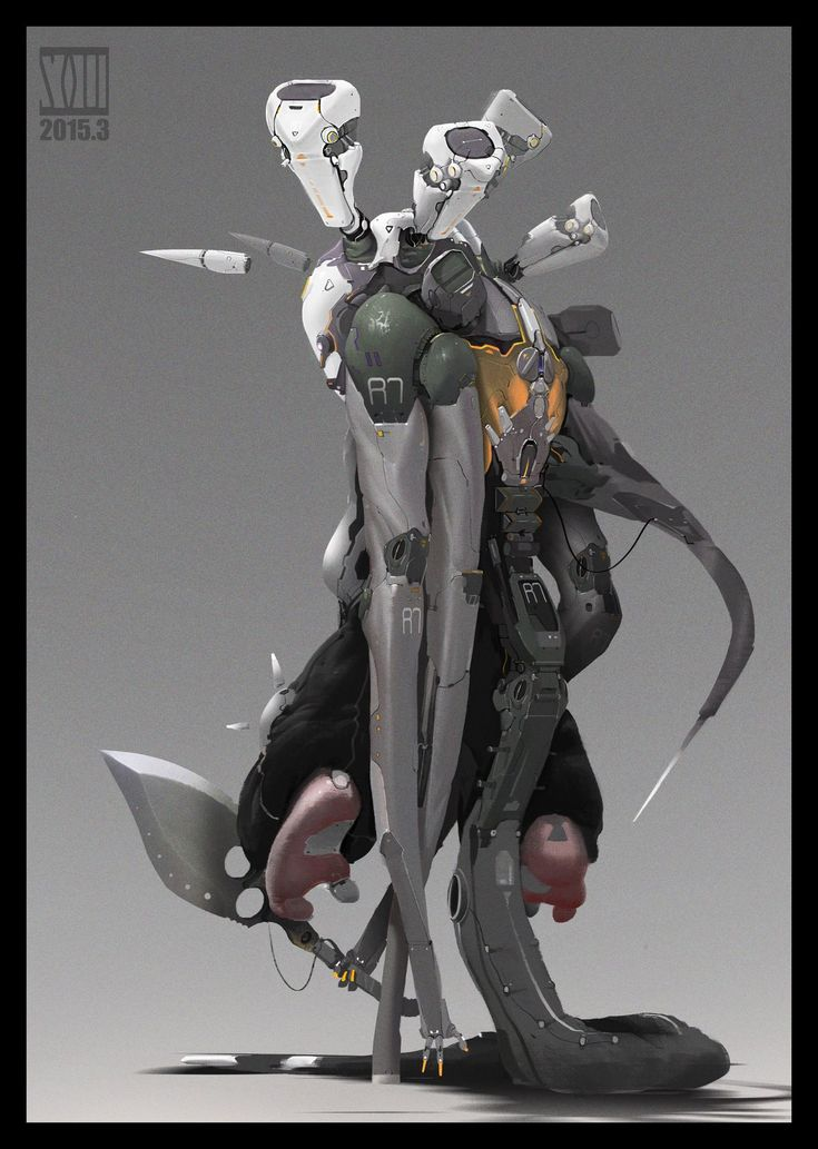 Cd Regal Industrial The Bionic Little Monster, Mo Xuan Zhang On Artstation At