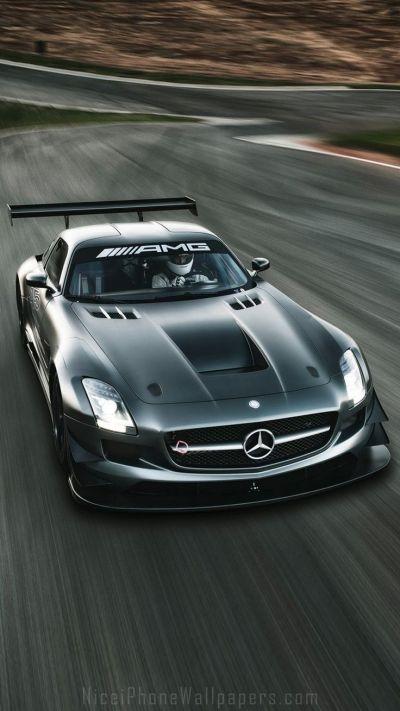 Mercedes-Benz SLS AMG GT3 iPhone 6/6 plus wallpaper | Cars iPhone wallpapers | Pinterest ...