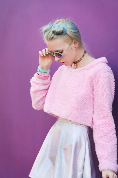 Pastel Goth Girl Wallpaper 25 Best Ideas About Love Pink Clothes On Pinterest Pink