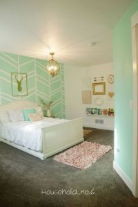 25+ best ideas about Bedroom Mint on Pinterest