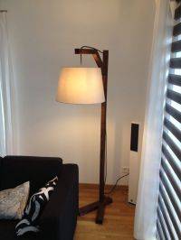 DIY floor lamp | DIY | Pinterest | Floor lamps, Lamps and ...