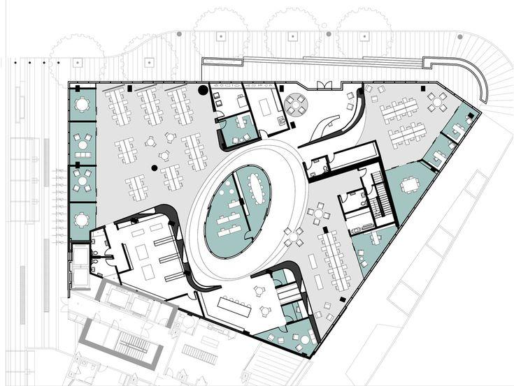28 google office layout concept decobizz google