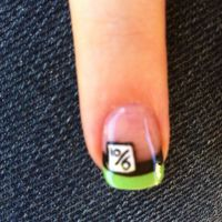 Mad Hatter Nail Art by Jimmy | My Style | Pinterest | Too ...