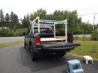 1000+ ideas about Kayak Rack For Truck on Pinterest