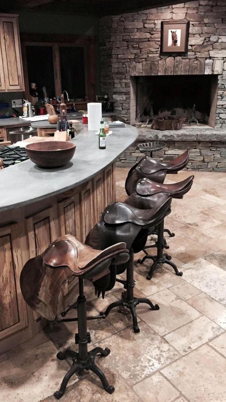 Western saddle chair - Western Saddle Chair Stylish Saddle Home Decor Download