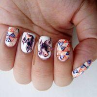 Cool Acrylic Nail Designs 2014 | Nail Designs | Pinterest ...