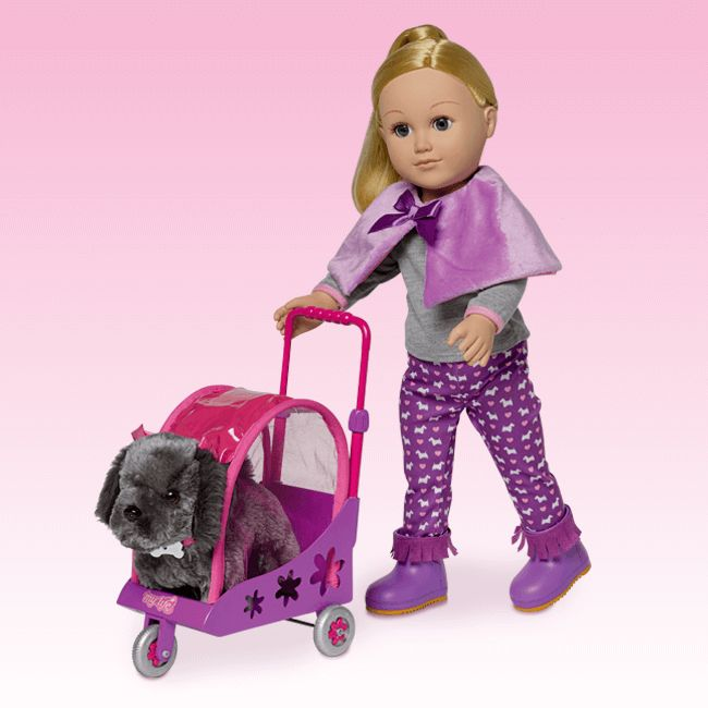 Best Stroller Sleeping Bag 27 Best Images About 18 Inch Doll My Life As Walmart On