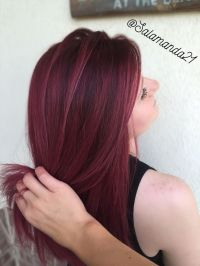 Best 20+ Wine Red Hair ideas on Pinterest | Wine colored ...