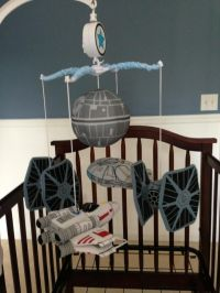 17 Best images about star wars baby room on Pinterest