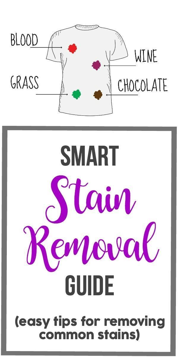 1000+ Ideas About Remove Chocolate Stains On Pinterest | Removing