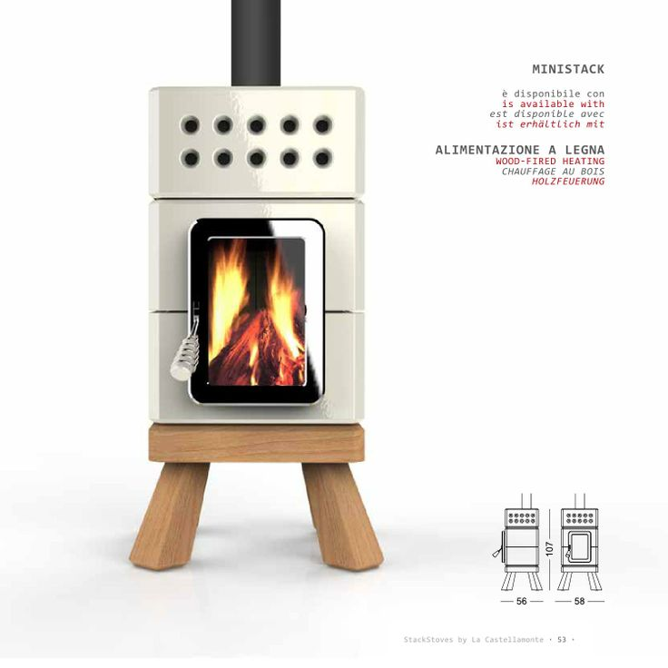 Mini Kaminofen Ceramics, Stove And Design On Pinterest