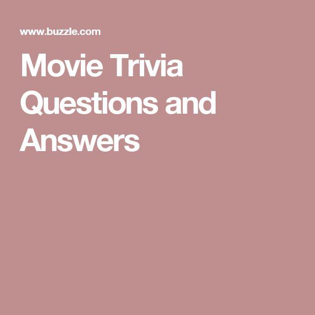 resume trivia questions