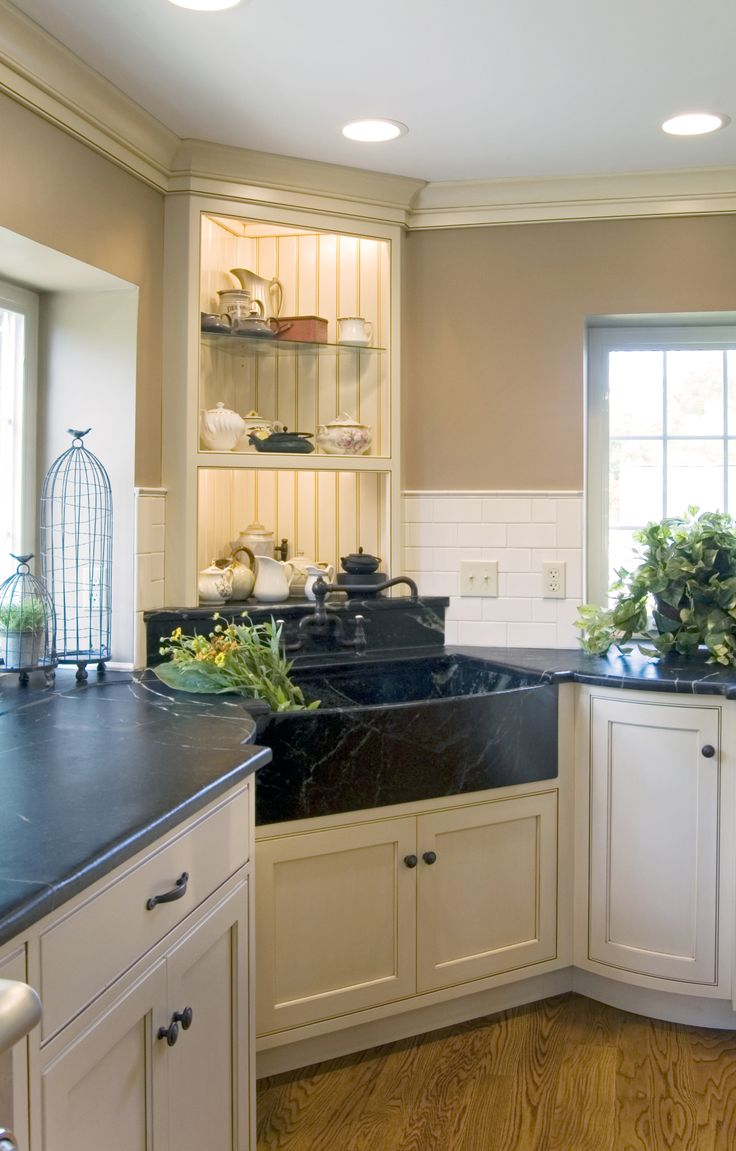 soapstone sinks countertops soapstone kitchen countertops soapstone love white cabinets wooden floors when I grow up this will be