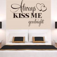 25+ best Bedroom wall quotes on Pinterest | Picture heart ...