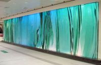 25+ best ideas about Glass Wall Art on Pinterest   Fused ...