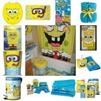 Spongebob themed kids bathroom | Home | Pinterest | Kid ...