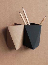 25+ best ideas about Pen Holders on Pinterest   Pencil ...