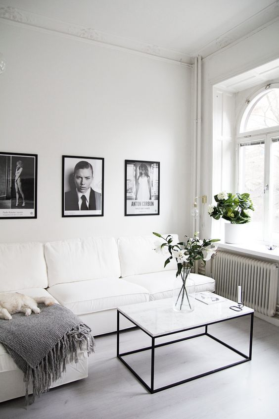 17 Best Ideas About Minimalist Living Rooms On Pinterest   Living