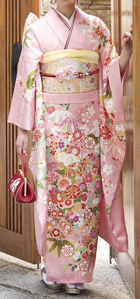 Yukata Hairstyle For Long Hair 42 Best Images About 成人式 On Pinterest Coming Of Age