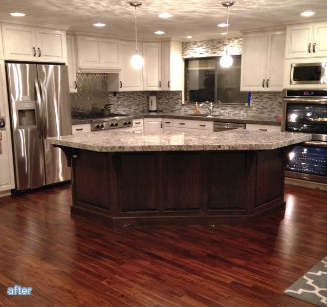 1000+ Ideas About Open Concept Kitchen On Pinterest   Vaulted