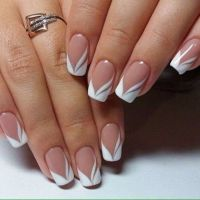 25+ Best Ideas about French Manicure Designs on Pinterest ...