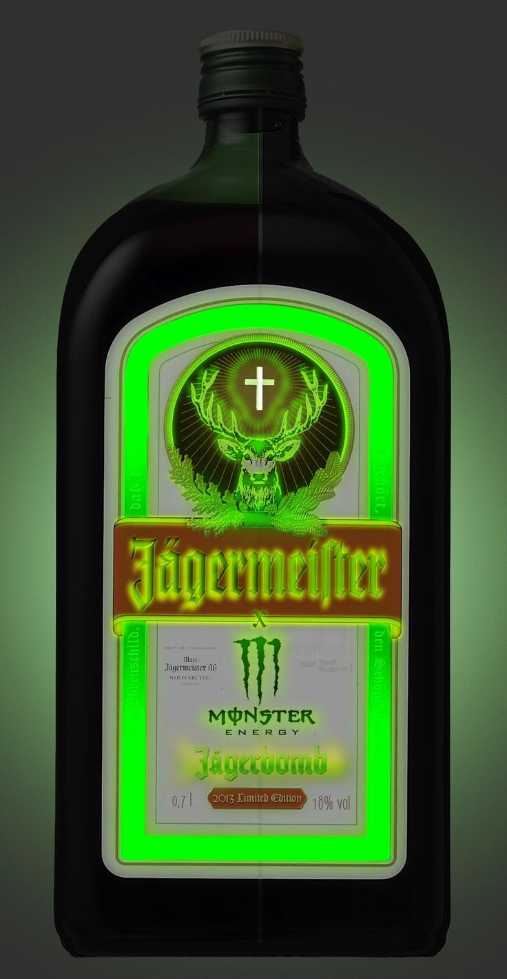 Vape Wallpaper Girl Packaging Of J 228 Germeister X Monster Energy Jaggerbomb