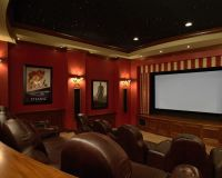 Truly amazing. Media Room Theater Rooms Design, Pictures ...