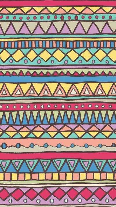 Aztec background!! | iPhone Wallpapers | Pinterest | Background patterns, Patterns and Backgrounds