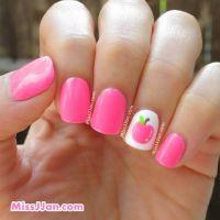 25+ best ideas about School nail art on Pinterest | School ...