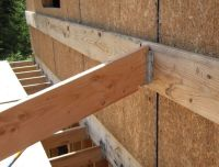 sloped joist hanger - Google Search | Chickens | Pinterest ...