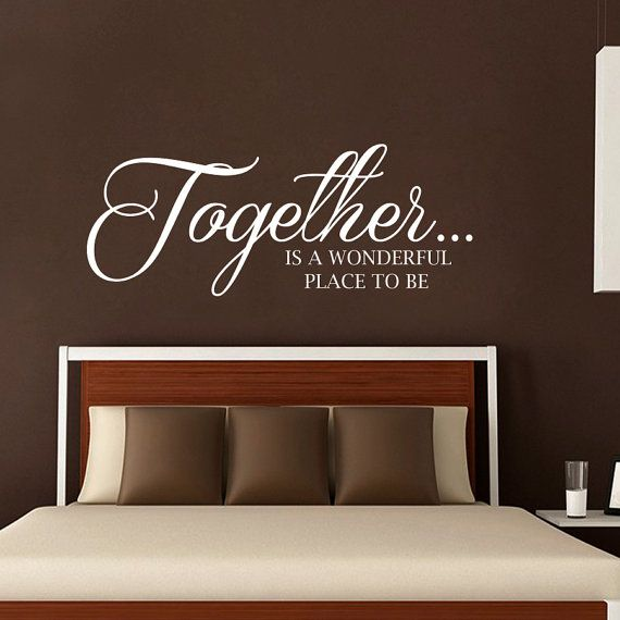 17 Best Wall Decal Quotes on Pinterest