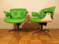 Belvedere Salon Shampoo Washing Chairs Mid Century Modern ...