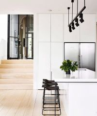 Best 25+ Modern white kitchens ideas only on Pinterest ...