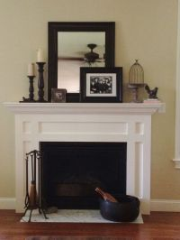 Fireplace Mantels Decor - WoodWorking Projects & Plans