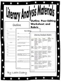 55 Best images about Literary Analysis on Pinterest ...