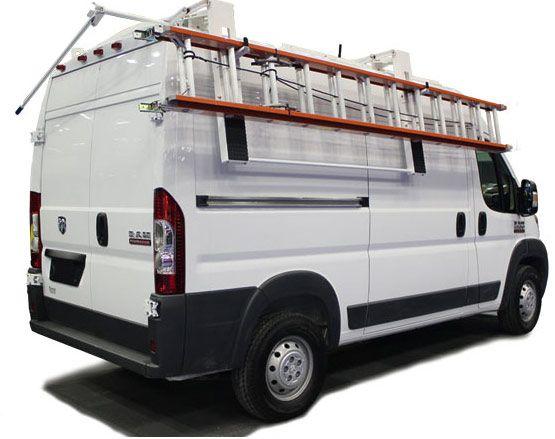 17 Best Ideas About Ladder Racks For Vans On Pinterest