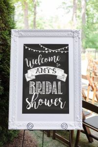 25+ best ideas about Bridal Shower Signs on Pinterest | L ...