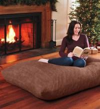 Oversized Floor Pillow for Bonus Room | I Love ...