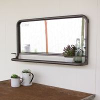 30 Fantastic Bathroom Mirrors Metal Frame | eyagci.com