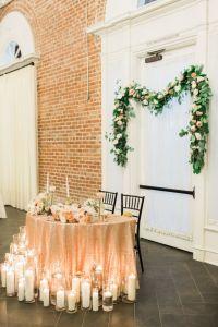 78 Best ideas about Sweetheart Table Decor on Pinterest ...