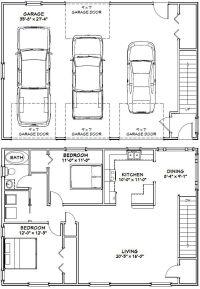 10+ best ideas about Garage Apartment Plans on Pinterest