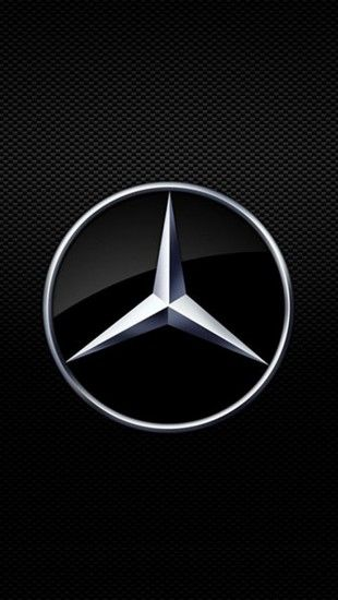 Mercedes Benz Logo #iphone #wallpaper | Logos iPhone Wallpapers | Pinterest | Logos, Mercedes ...