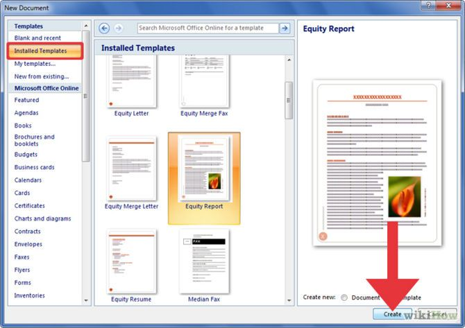 word templates for macs