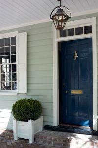 17 Best ideas about Green Siding on Pinterest | House ...