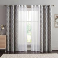 Best 25+ Layered curtains ideas on Pinterest | Window ...
