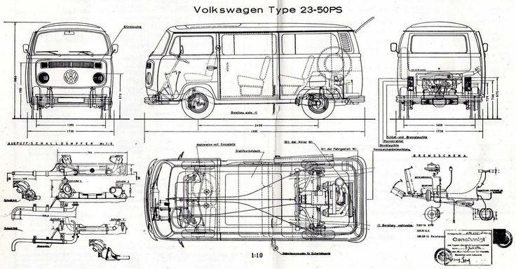 1971 vw bus bedradings schema